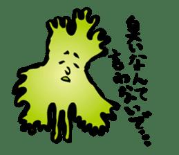 Coriander Man sticker #2066293