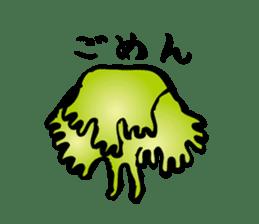 Coriander Man sticker #2066301