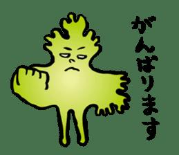 Coriander Man sticker #2066304