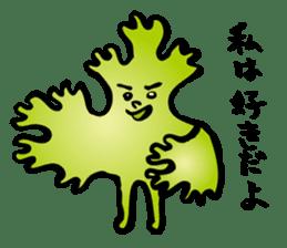 Coriander Man sticker #2066307