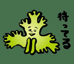 Coriander Man sticker #2066308
