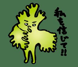Coriander Man sticker #2066312