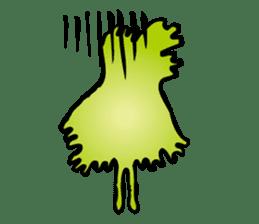 Coriander Man sticker #2066313