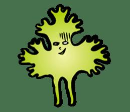Coriander Man sticker #2066314