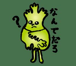Coriander Man sticker #2066316