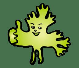 Coriander Man sticker #2066323