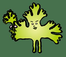 Coriander Man sticker #2066324