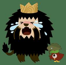 Rasta Monsters sticker #2066746