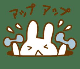 Rabbit hole sticker #2070157