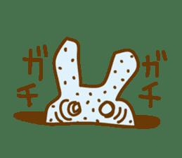Rabbit hole sticker #2070159