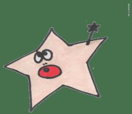 funny stars sticker #2070174