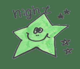 funny stars sticker #2070178