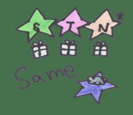 funny stars sticker #2070194