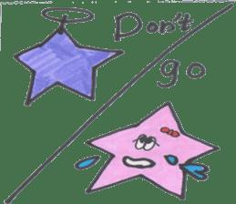 funny stars sticker #2070200