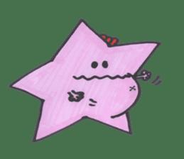 funny stars sticker #2070203