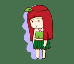 Hanajung sticker #2072415