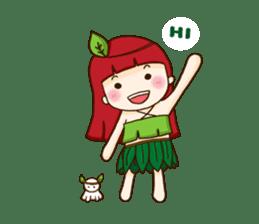 Hanajung sticker #2072418