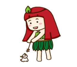Hanajung sticker #2072443