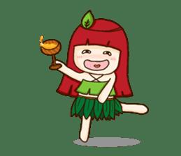 Hanajung sticker #2072446