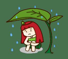 Hanajung sticker #2072451