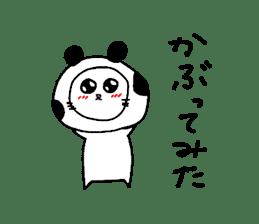 Yuruki-ra rabbit sticker #2074568