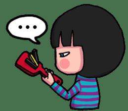 Geki-local stamp sticker #2074853