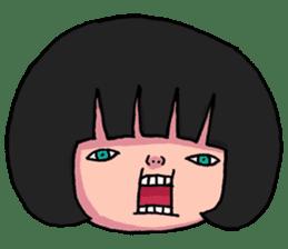 Geki-local stamp sticker #2074854