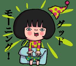 Geki-local stamp sticker #2074861