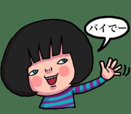 Geki-local stamp sticker #2074867
