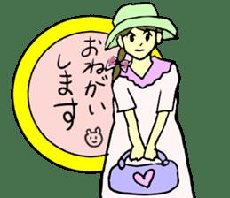 matamama-san sticker #2075463