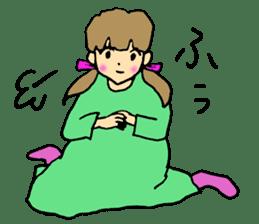 matamama-san sticker #2075467