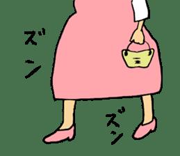 matamama-san sticker #2075471