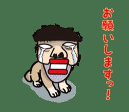 theater company Dobu-strike sticker #2078015