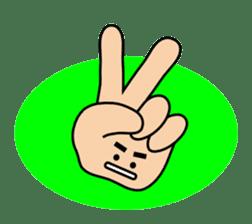 HAPPY HANDS sticker #2078215
