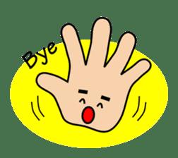 HAPPY HANDS sticker #2078247