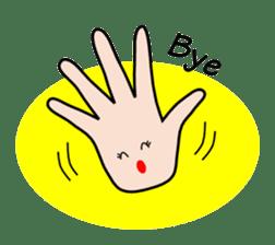 HAPPY HANDS sticker #2078248