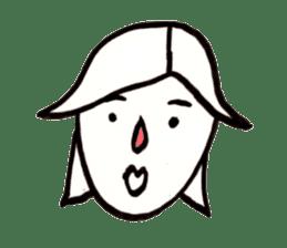 Mrs.Tomoko sticker #2078373