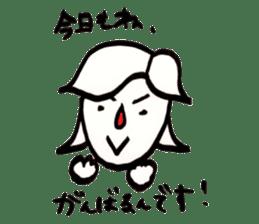 Mrs.Tomoko sticker #2078377