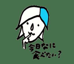 Mrs.Tomoko sticker #2078382