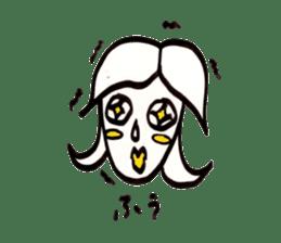 Mrs.Tomoko sticker #2078391