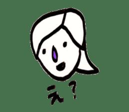Mrs.Tomoko sticker #2078399