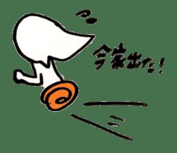 Mrs.Tomoko sticker #2078404
