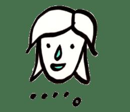 Mrs.Tomoko sticker #2078406