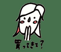 Mrs.Tomoko sticker #2078407