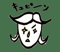 Mrs.Tomoko sticker #2078409