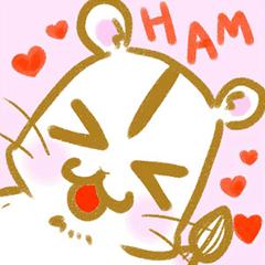 lovelove hamster