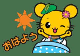 Shikochu dialect Stickers sticker #2078901
