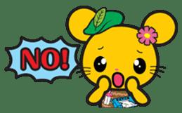 Shikochu dialect Stickers sticker #2078905
