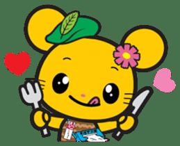 Shikochu dialect Stickers sticker #2078909