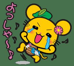 Shikochu dialect Stickers sticker #2078918